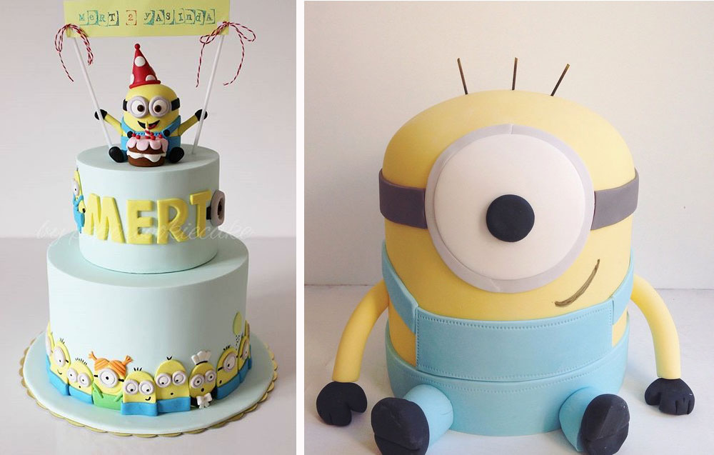 Minion Wedding Cake Toppers For Sale