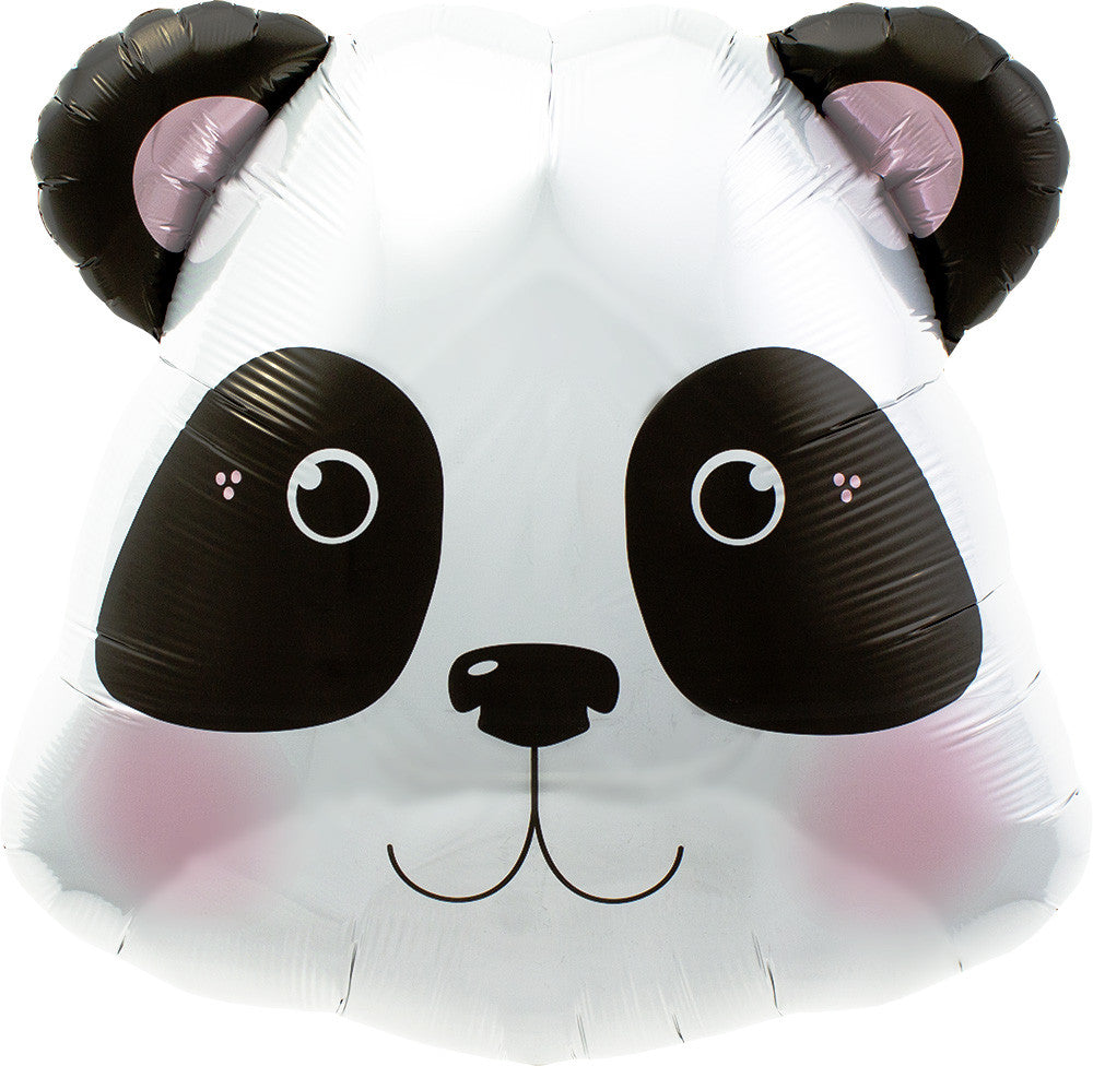 Panda Foil Balloon - The Sweet Hostess