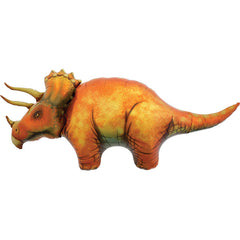 Jumbo Triceratops Foil Balloon - The Sweet Hostess