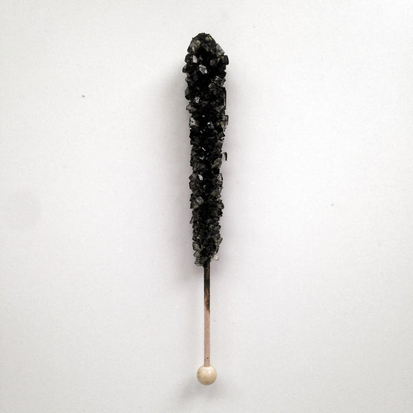 Black Cherry Sugar Swizzle Stick