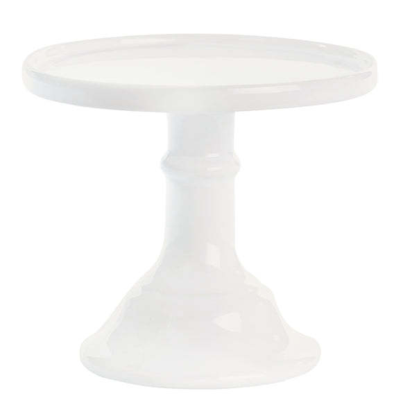 Small White Cake Stand - Miss Etoile