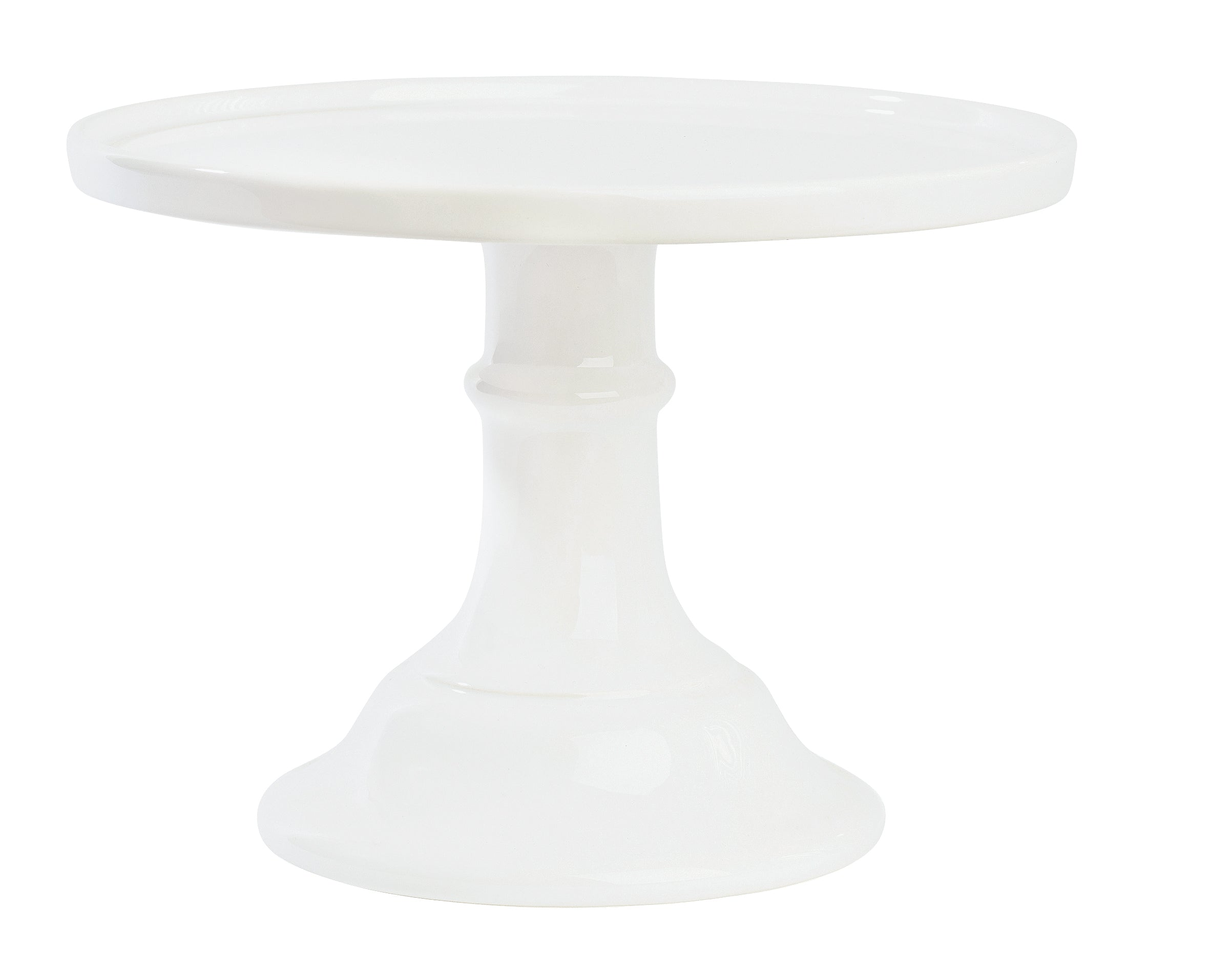 Large White Cake Stand - Miss Etoile
