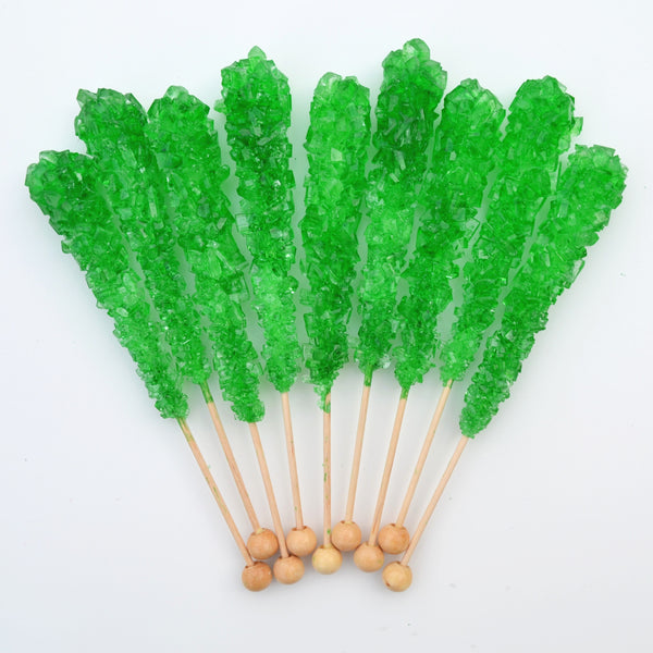 Apple Sugar Swizzle Sticks 10 Pack