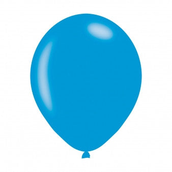 Metallic Blue Party Balloons