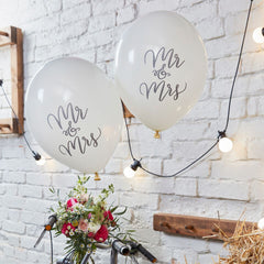 Mr & Mrs Balloons - The Sweet Hostess