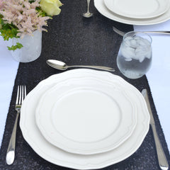 Black Sequin Table Runner - The Sweet Hostess  - 3