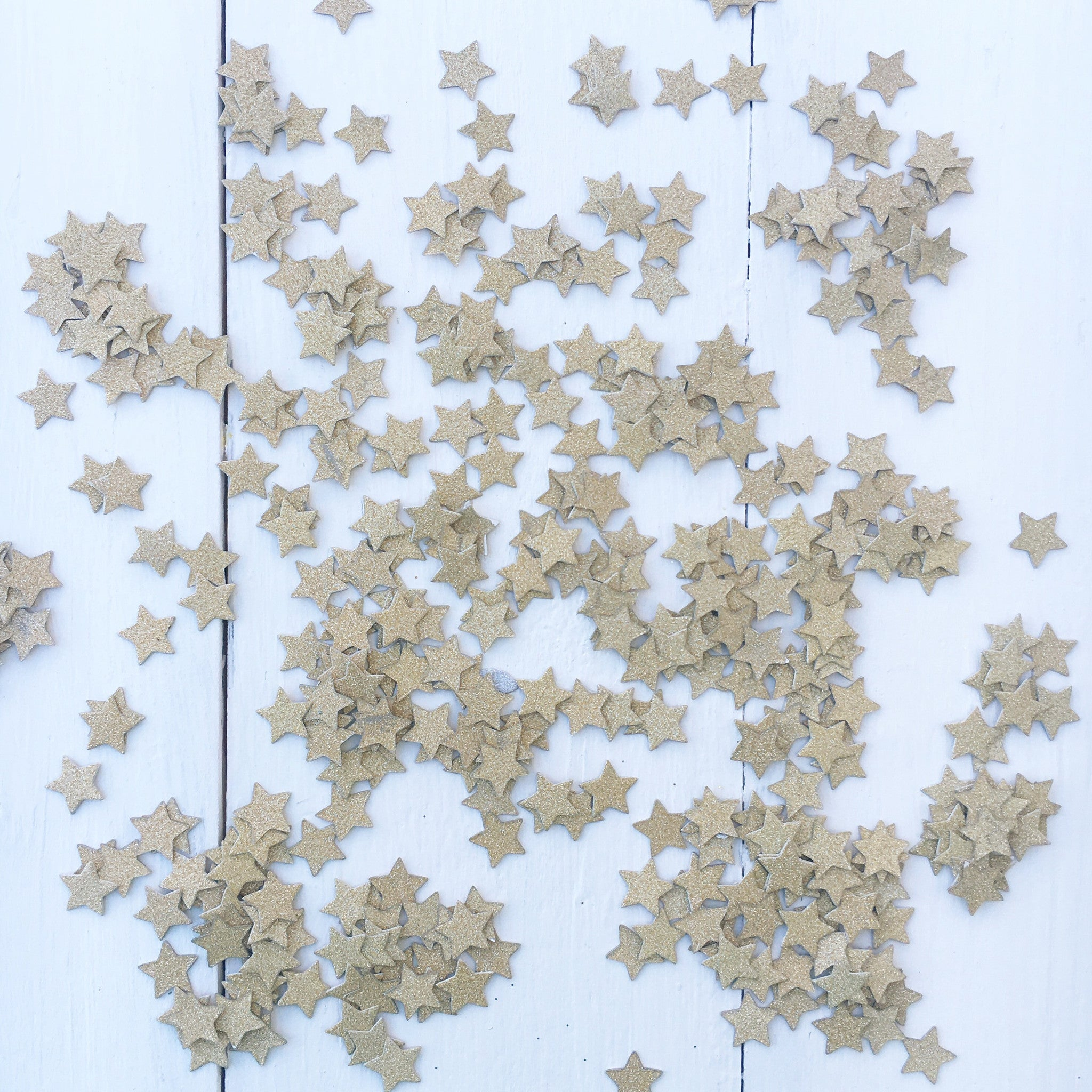 Gold Star Glitter Confetti - The Sweet Hostess  - 1