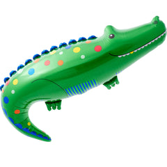 Crocodile Foil Balloon - The Sweet Hostess