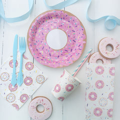 Doughnut Paper Treat Bag - The Sweet Hostess  - 2