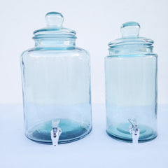 Round Drink Dispenser Small - The Sweet Hostess  - 2