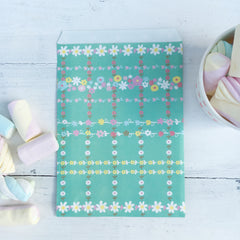 Floral Print Paper Bags - The Sweet Hostess  - 1