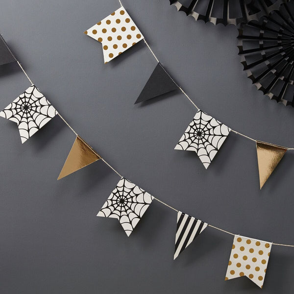 Mini Halloween Bunting