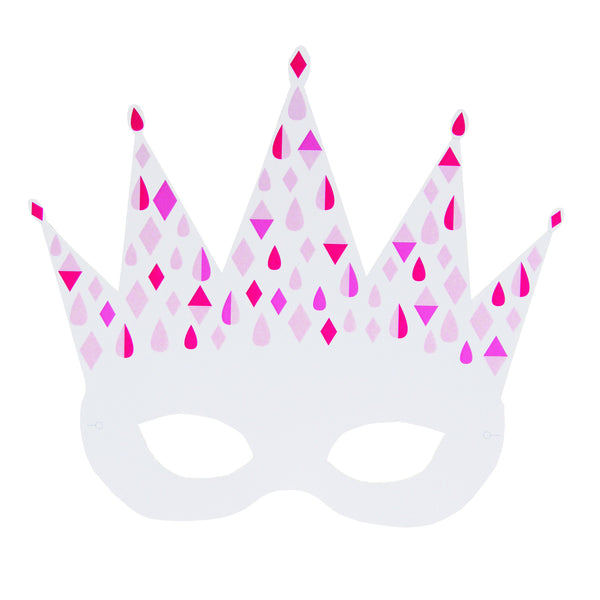 Princess Party Masks