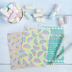 Watermelon Print Paper Bags - The Sweet Hostess  - 2