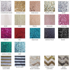 Sequin Backdrop, 8 x 8ft - The Sweet Hostess  - 3
