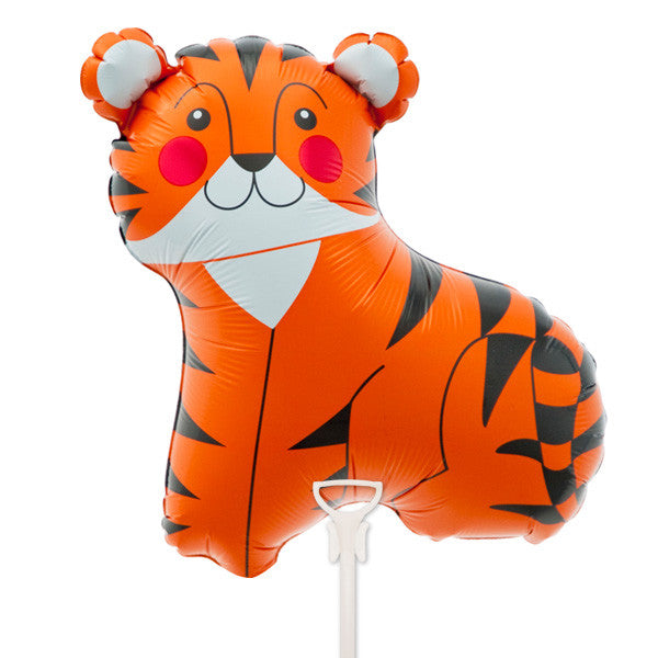 Tiger Air-Filled Balloon - The Sweet Hostess