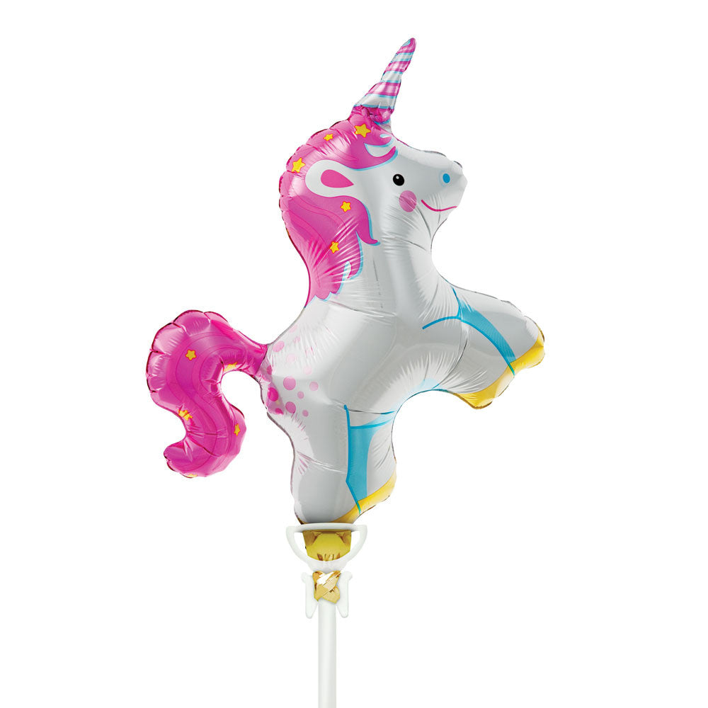 Unicorn Air-Filled Balloon - The Sweet Hostess