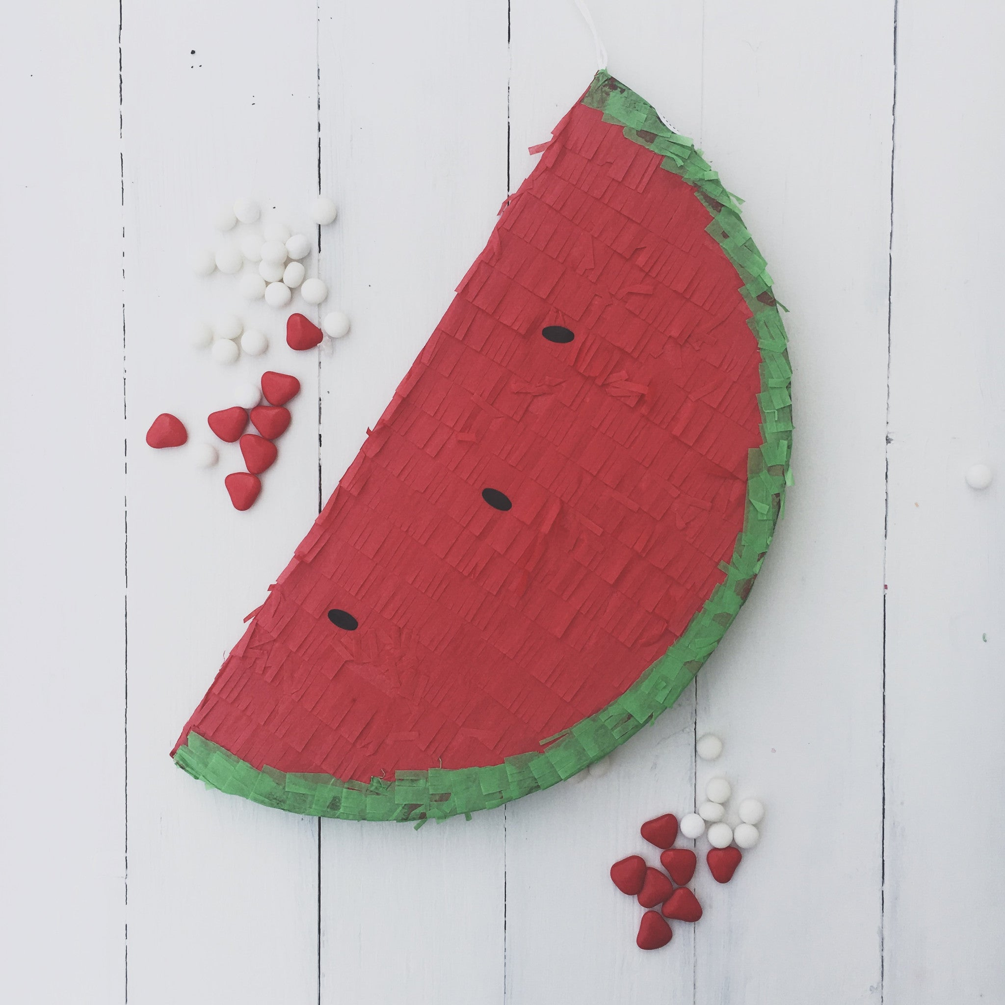 Watermelon Piñata - The Sweet Hostess  - 1