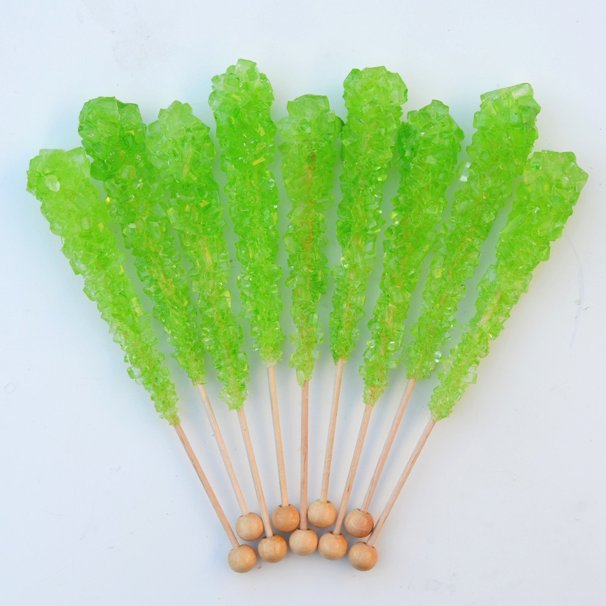 Watermelon Sugar Swizzle Sticks 10 Pack - The Sweet Hostess