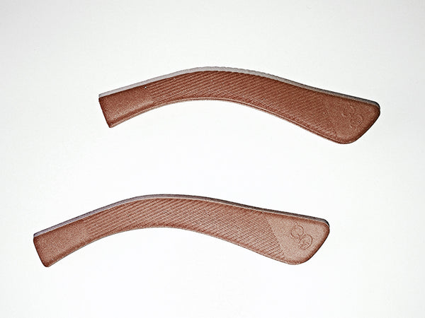 Glass Slipperz Grips - Brown