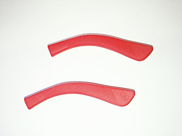Glass Slipperz Grips - Red