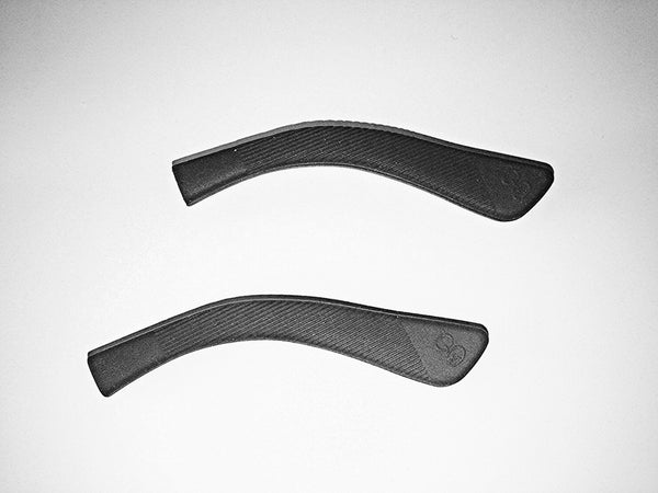 Glass Slipperz Grips - Black