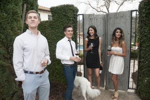 Hip young Austin entrepreneurs filter snobbery out of winemaking