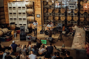 Private winery concerts and live music