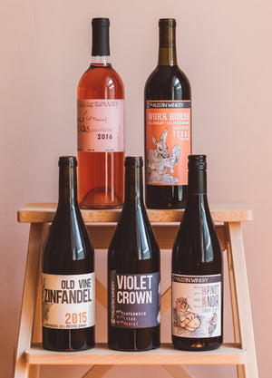 rosé, best red blends, texas wine, urban winery