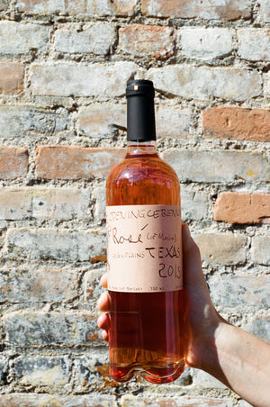 Texas High Plains Rosé - The Austin Winery  - 1