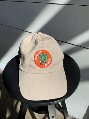 Fruit Sticker Hats