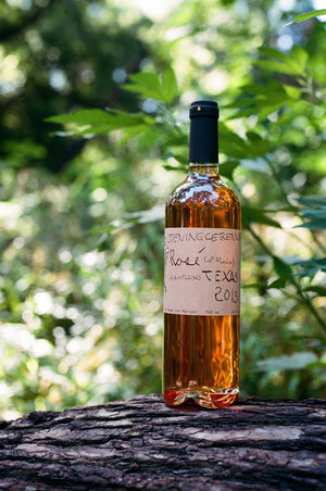 Texas High Plains Rosé - The Austin Winery  - 2