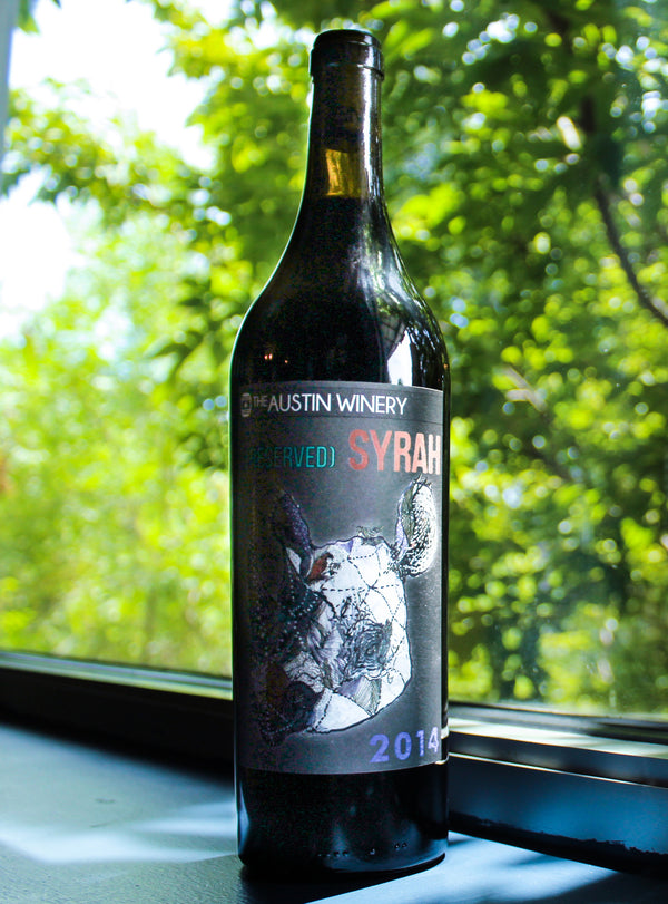 Reserved Syrah - The Austin Winery