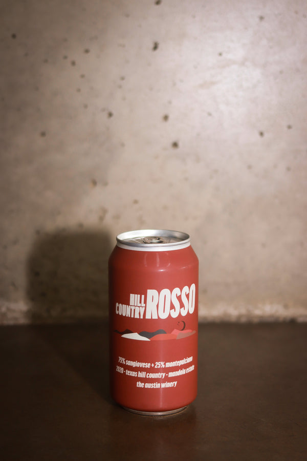 2020 Hill Country Rosso (CAN)