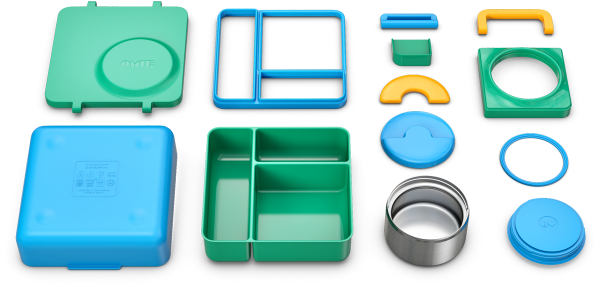 Hot Bento Box For Kids