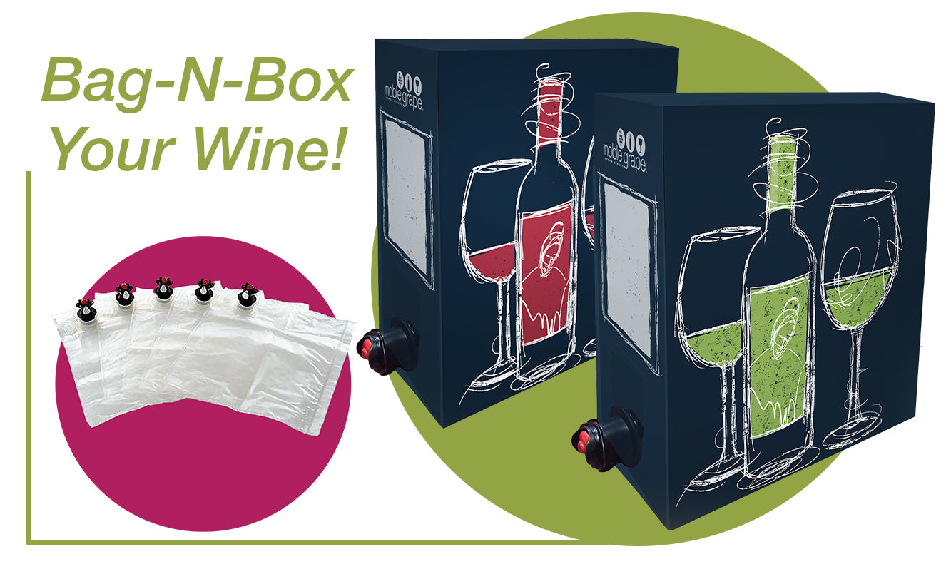 Bag-N-Box Your Wine