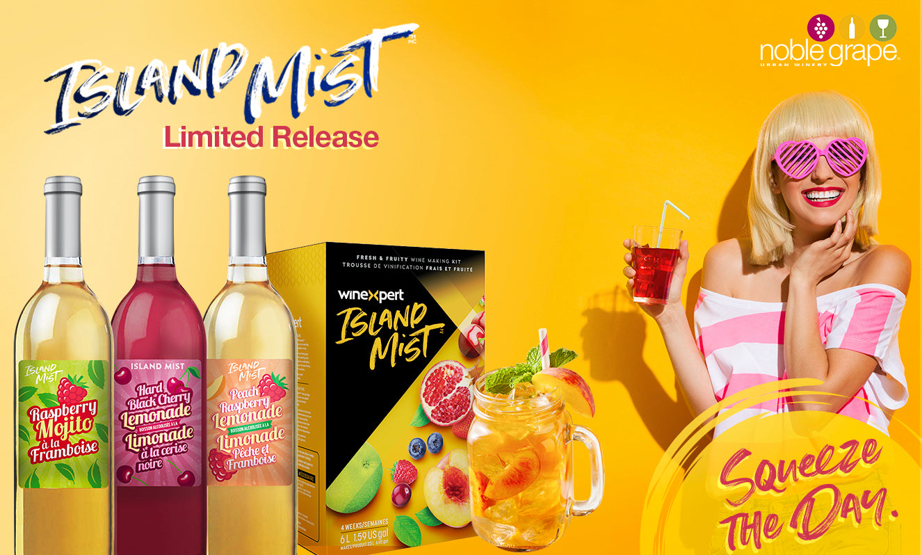 Island Mist Limited Releases
