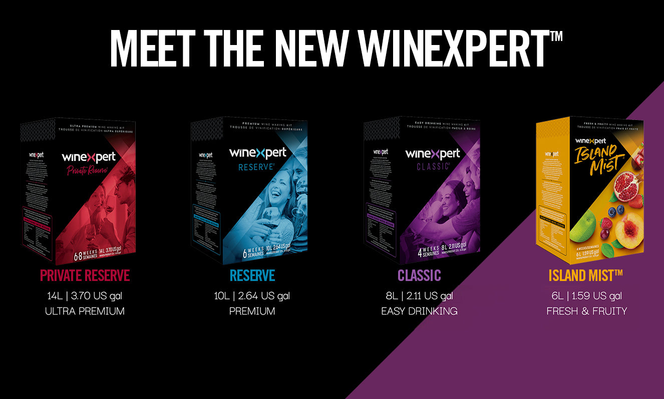 Meet the new Winexpert!