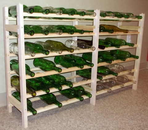 Wine Rack, Vinland (72 Bottles) - Noble Grape