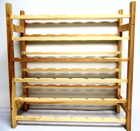 Wine Rack, Vinland (42 Bottles) - Noble Grape