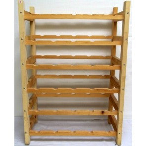 Wine Rack, Vinland (30 Bottles) - Noble Grape
