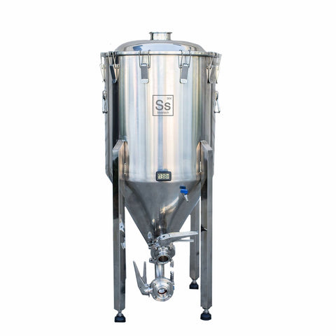 Ss Brewtech Chronical Fermenter Brewmaster Edition 1/2 bbl