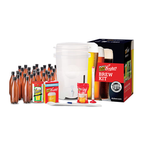 Coopers Starter Kit (Includes Beer Kit) - Noble Grape