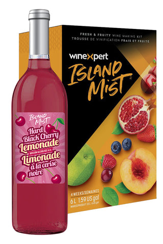 Island Mist Black Cherry Lemonade Kit (Limited Release)