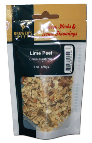 Brewing Spices - Lime Peel