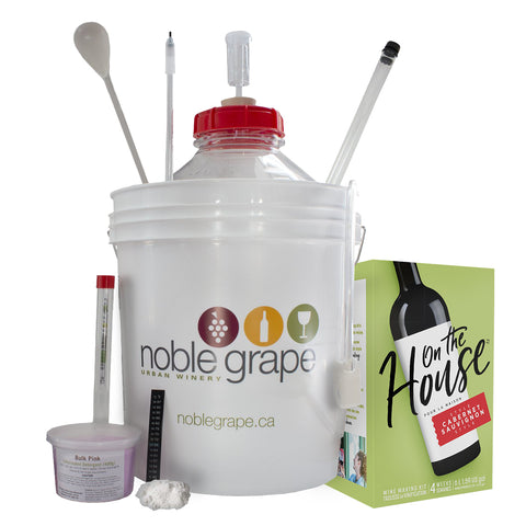 Wine Starter Kit with On the House Kit