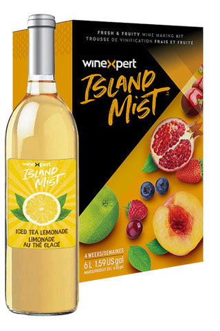 Island Mist Iced Tea Lemonade Kit (Limited Release)