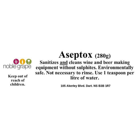 Sanitizer - Aseptox