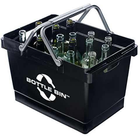 Bottle Bin (Holds 15 Bottles) - Noble Grape