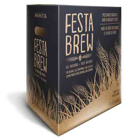 Festa Brew Wheat Beer - Noble Grape